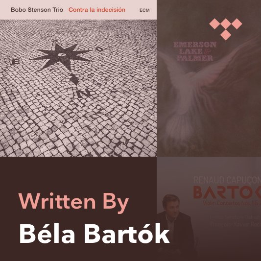 Songwriter Mix: Béla Bartók