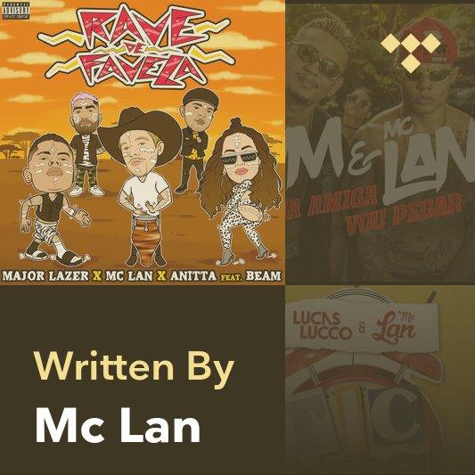Songwriter Mix: Mc Lan
