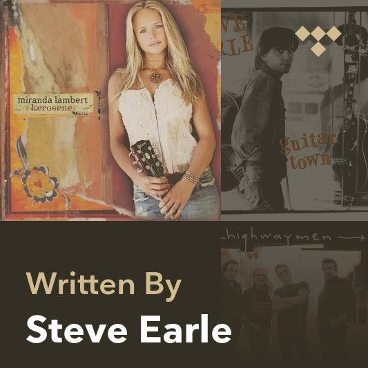 Songwriter Mix: Steve Earle