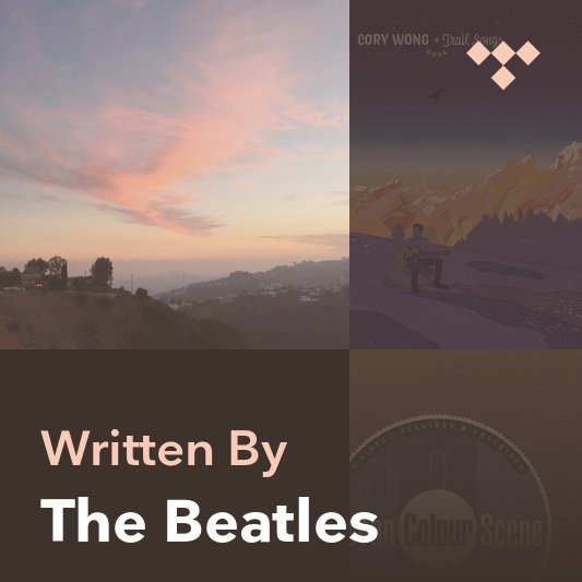 Songwriter Mix: The Beatles