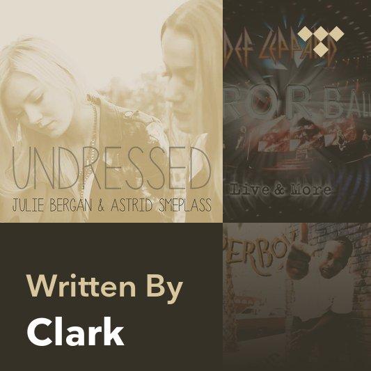 Songwriter Mix: Clark