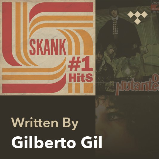 Songwriter Mix: Gilberto Gil