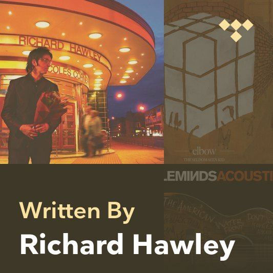 Songwriter Mix: Richard Hawley