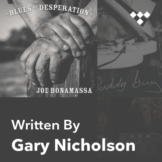 Songwriter Mix: Gary Nicholson