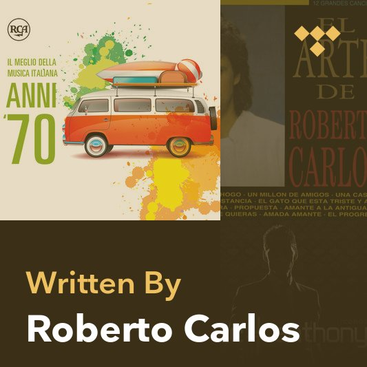 Songwriter Mix: Roberto Carlos