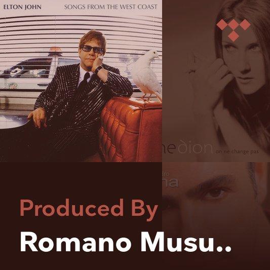 Producer Mix: Romano Musumarra