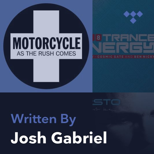Songwriter Mix: Josh Gabriel