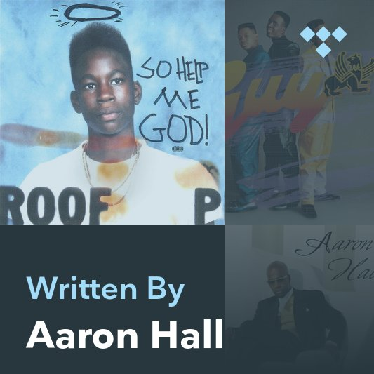 Songwriter Mix: Aaron Hall