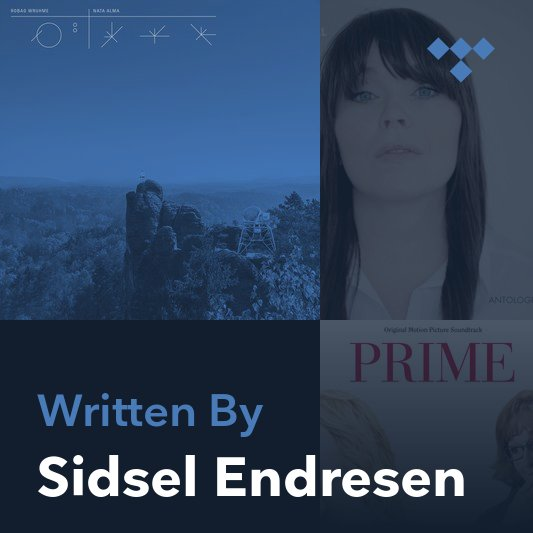 Songwriter Mix: Sidsel Endresen