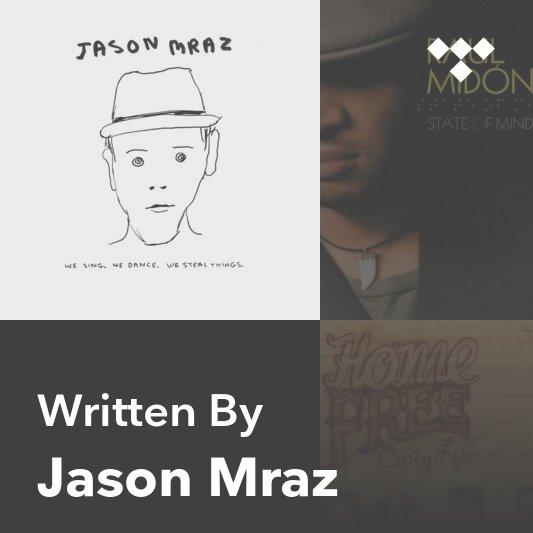 Songwriter Mix: Jason Mraz