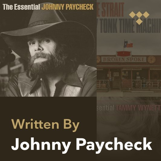 Songwriter Mix: Johnny Paycheck