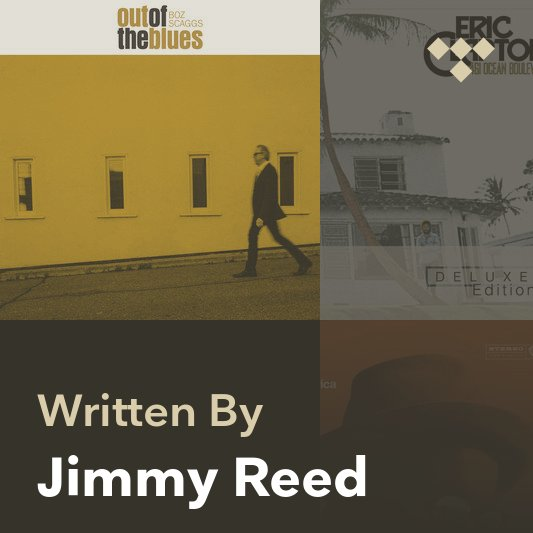 Songwriter Mix: Jimmy Reed