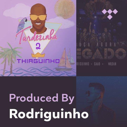 Producer Mix: Rodriguinho
