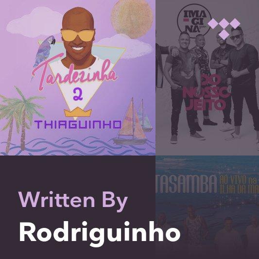 Songwriter Mix: Rodriguinho