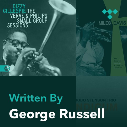 Songwriter Mix: George Russell