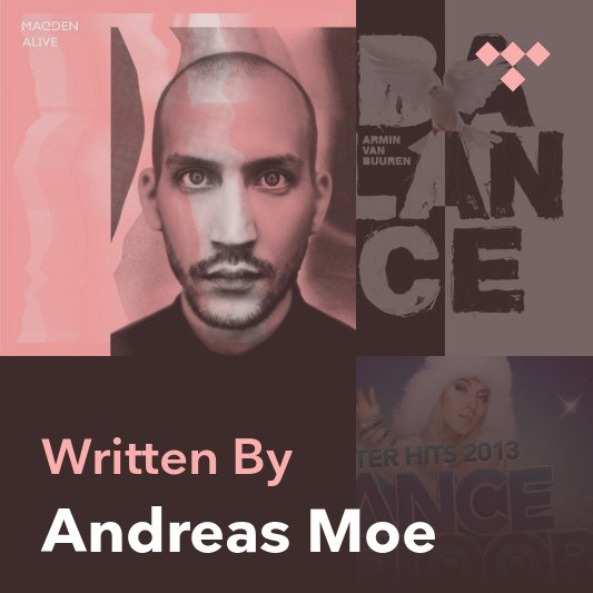Songwriter Mix: Andreas Moe