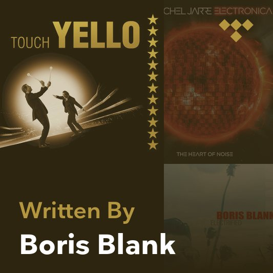 Songwriter Mix: Boris Blank
