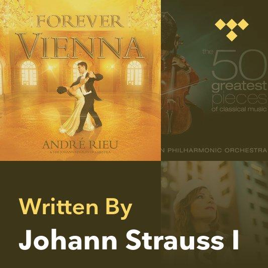Songwriter Mix: Johann Strauss I