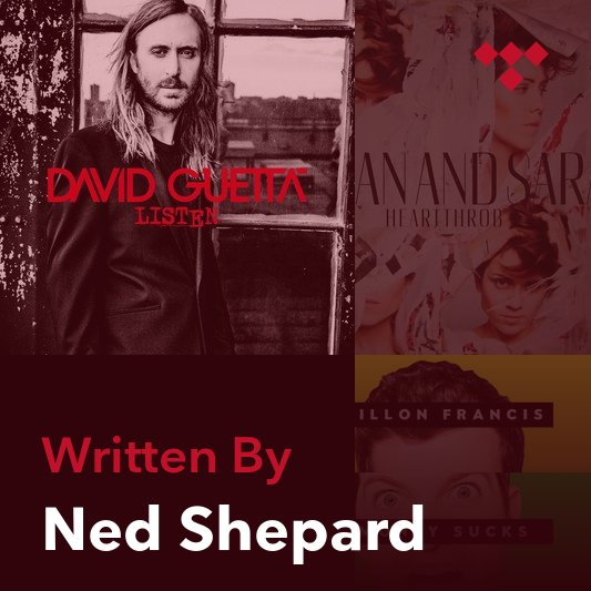 Songwriter Mix: Ned Shepard