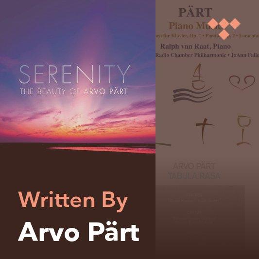 Songwriter Mix: Arvo Pärt