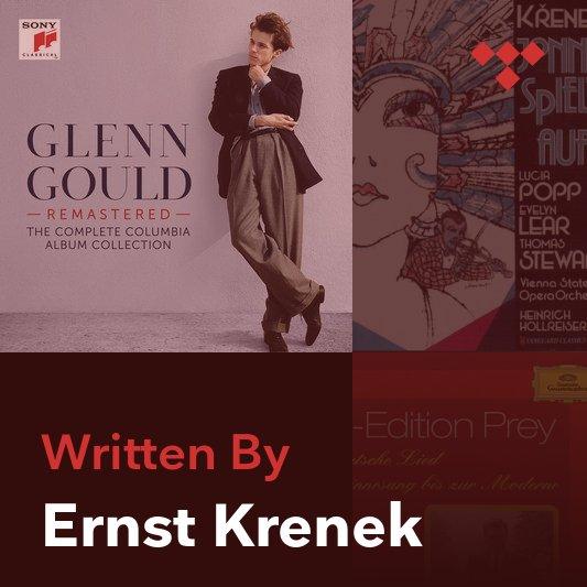 Songwriter Mix: Ernst Krenek