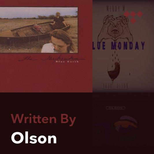 Songwriter Mix: Olson