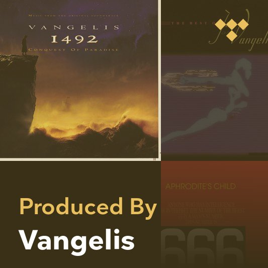 Producer Mix: Vangelis