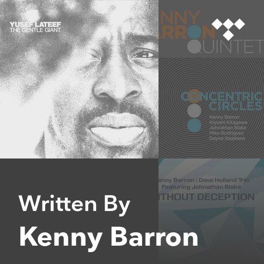 Songwriter Mix: Kenny Barron