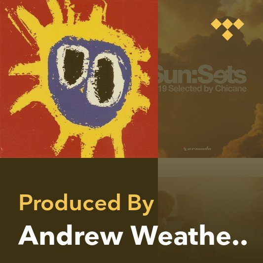 Producer Mix: Andrew Weatherall