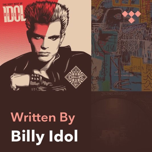 Songwriter Mix: Billy Idol