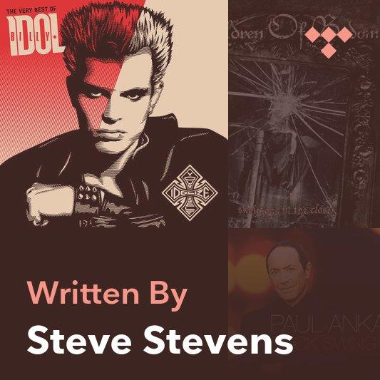 Songwriter Mix: Steve Stevens