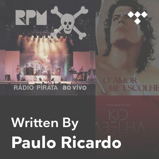 Songwriter Mix: Paulo Ricardo