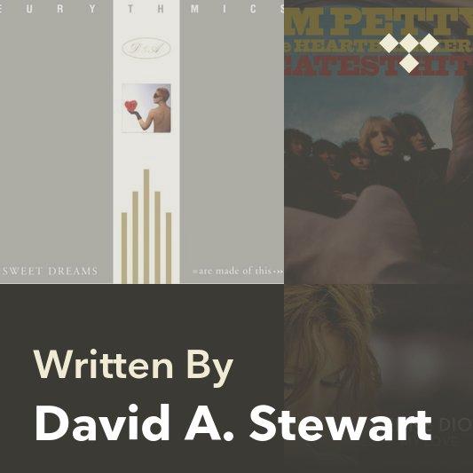 Songwriter Mix: David A. Stewart
