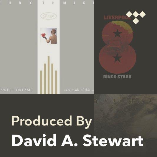 Producer Mix: David A. Stewart