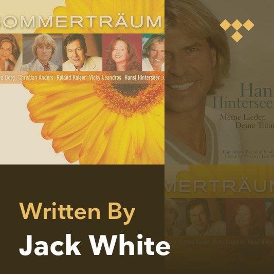 Songwriter Mix: Jack White