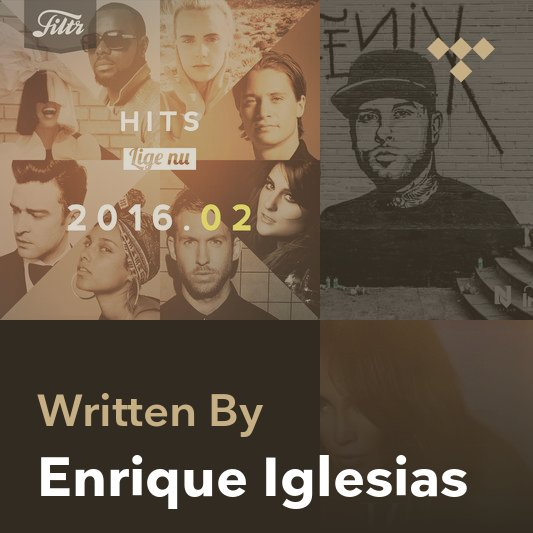 Songwriter Mix: Enrique Iglesias