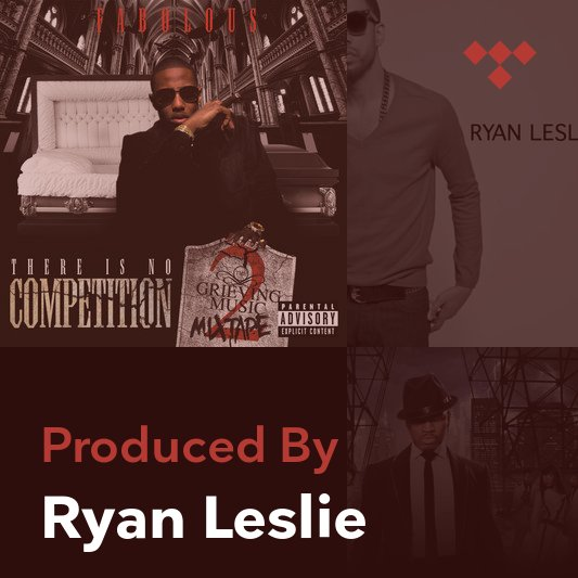 Producer Mix: Ryan Leslie