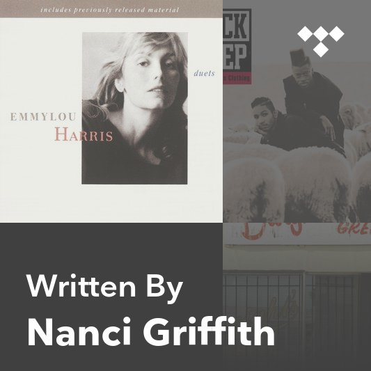 Songwriter Mix: Nanci Griffith