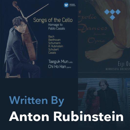 Songwriter Mix: Anton Rubinstein