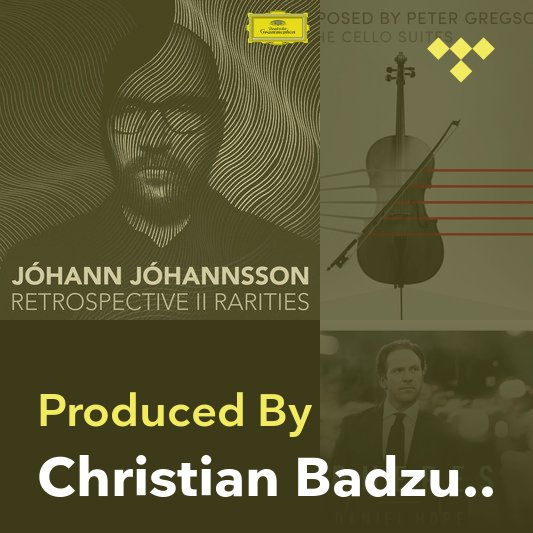 Producer Mix: Christian Badzura