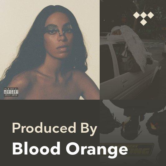 Producer Mix: Blood Orange