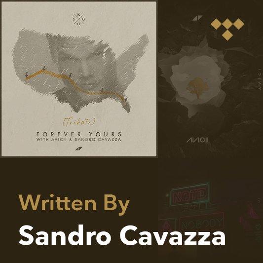 Songwriter Mix: Sandro Cavazza