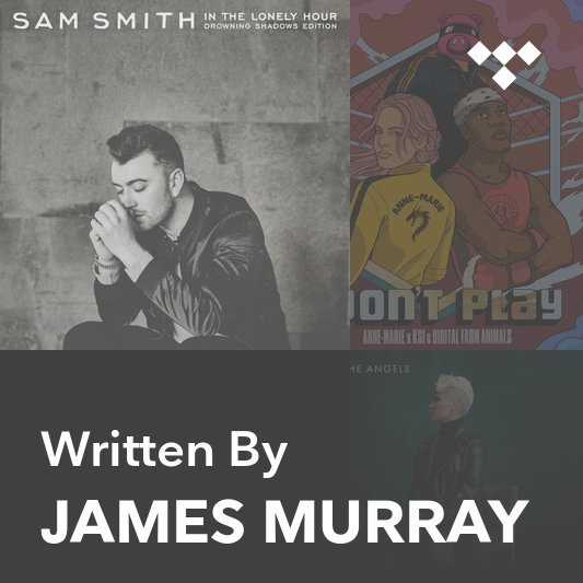 Songwriter Mix: JAMES MURRAY