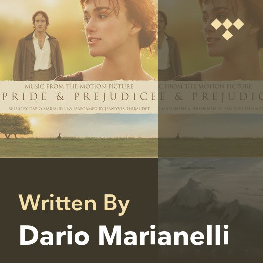 Songwriter Mix: Dario Marianelli