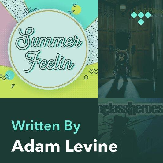 Songwriter Mix: Adam Levine