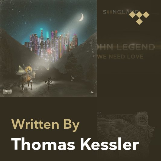Songwriter Mix: Thomas Kessler