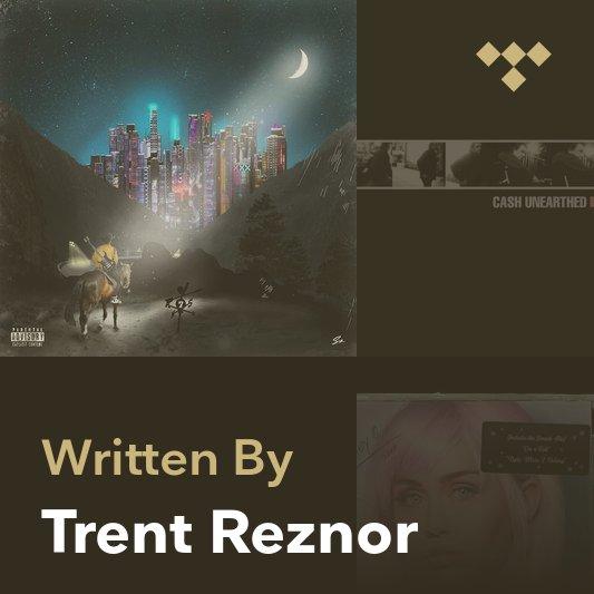 Songwriter Mix: Trent Reznor