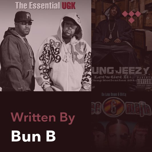 Songwriter Mix: Bun B
