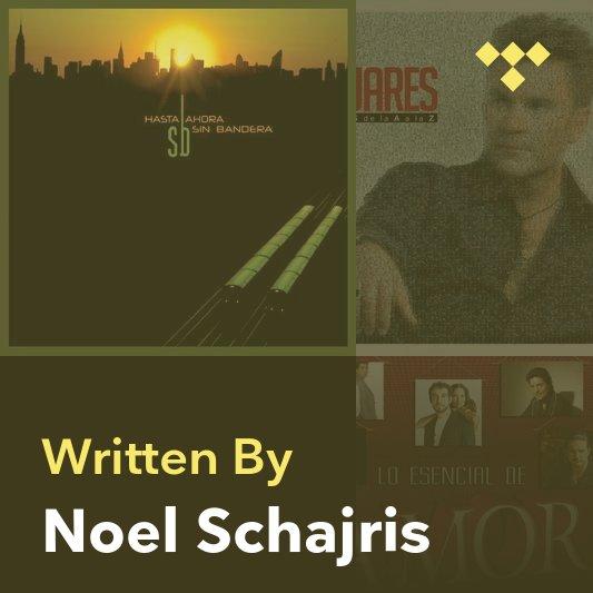 Songwriter Mix: Noel Schajris