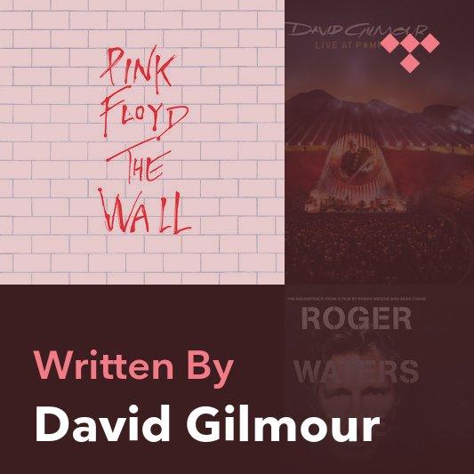 Songwriter Mix: David Gilmour